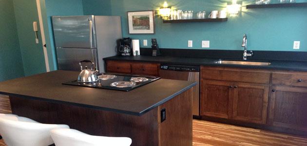 Flat 10 Kitchen • 3rd Street Flats