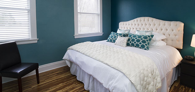 Flat 10 Bedroom • 3rd Street Flats