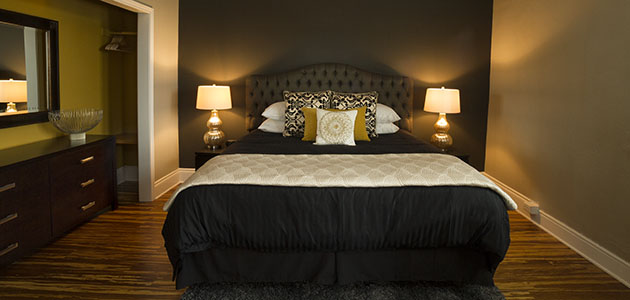 Flat 11 Bedroom • 3rd Street Flats