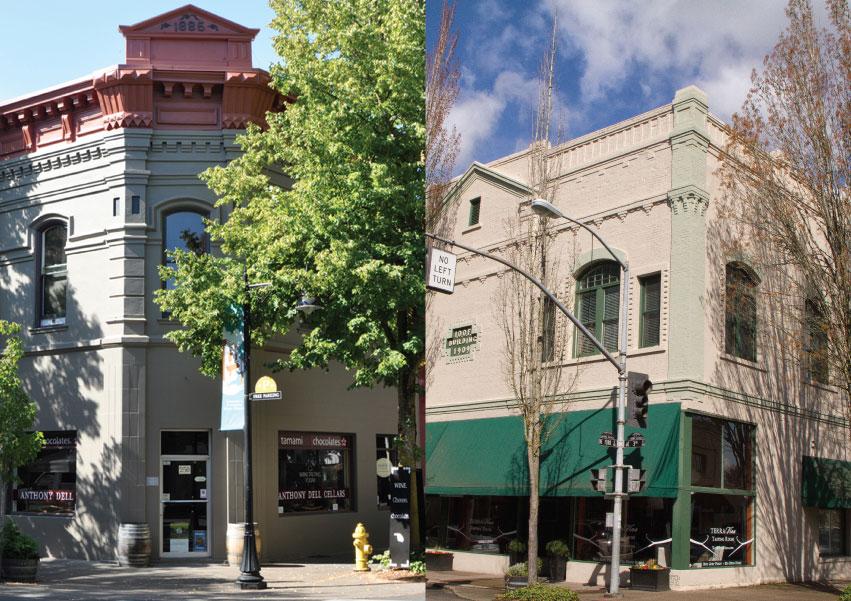 Third Street Flats in McMinnville, Oregon