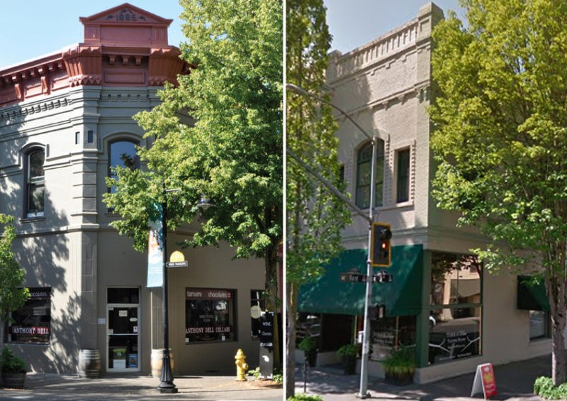 Third Street Flats in McMinnville, Oregon