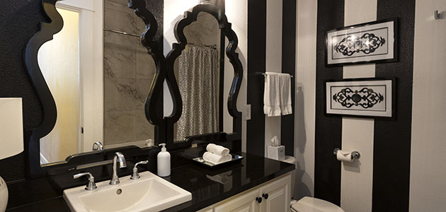 Flat 5 Bathroom • 3rd Street Flats